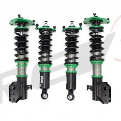 REV9 POWER ADJUSTBALE HYPER STEET II COILOVER 32 DAMPING LEVELS FIT LEGACY 05-09