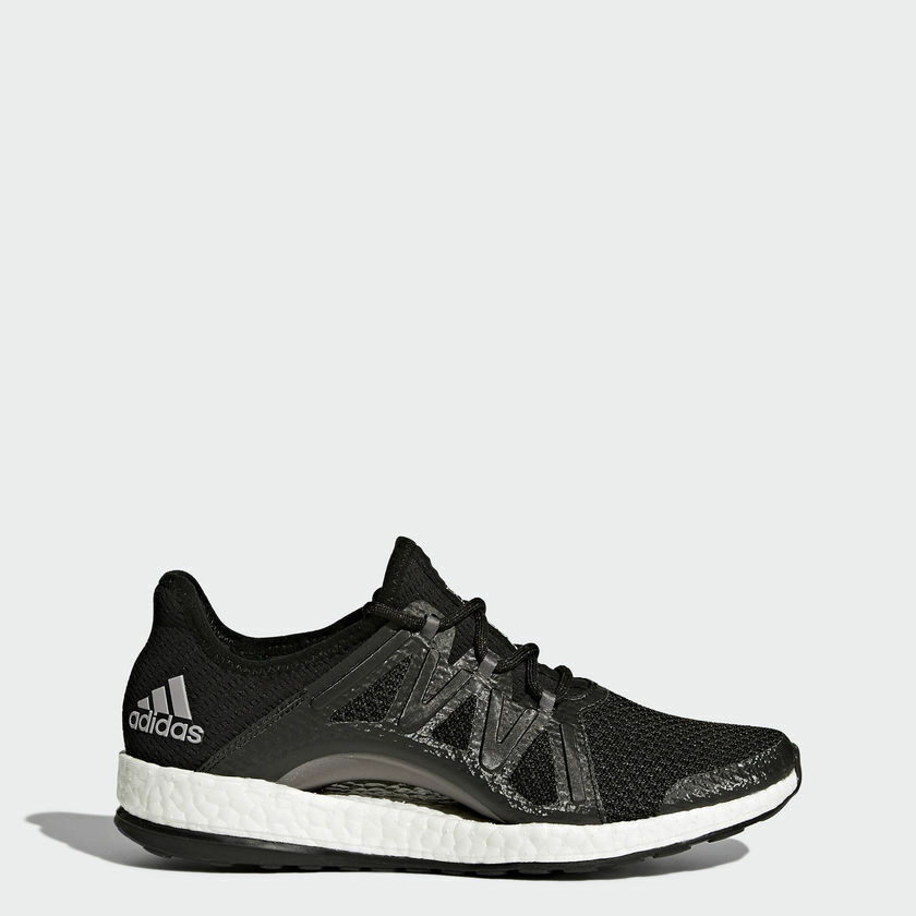 50272a1cb Details about NEW Adidas Originals Running BB6097 WOMEN S PURE BOOST XPOSE BLACK  SHOES