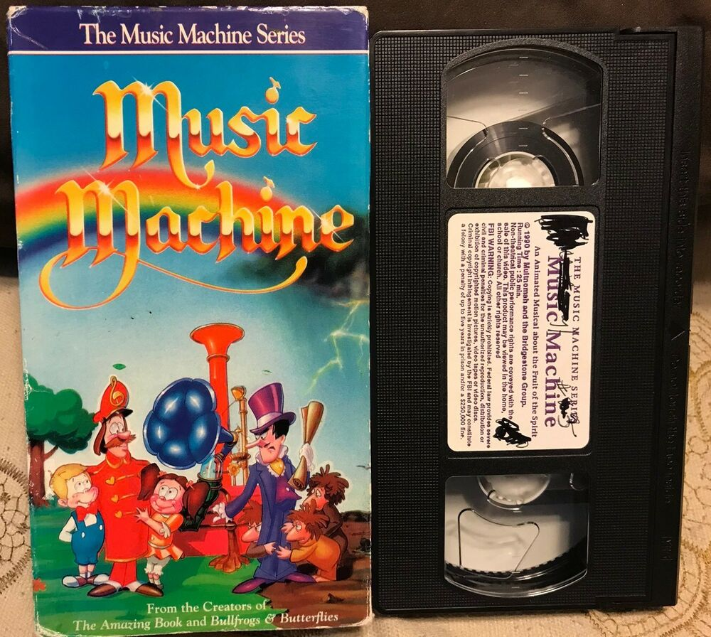 Sell Vhs Tapes >> Music Machine Vhs Video Low combined shipping rare | eBay