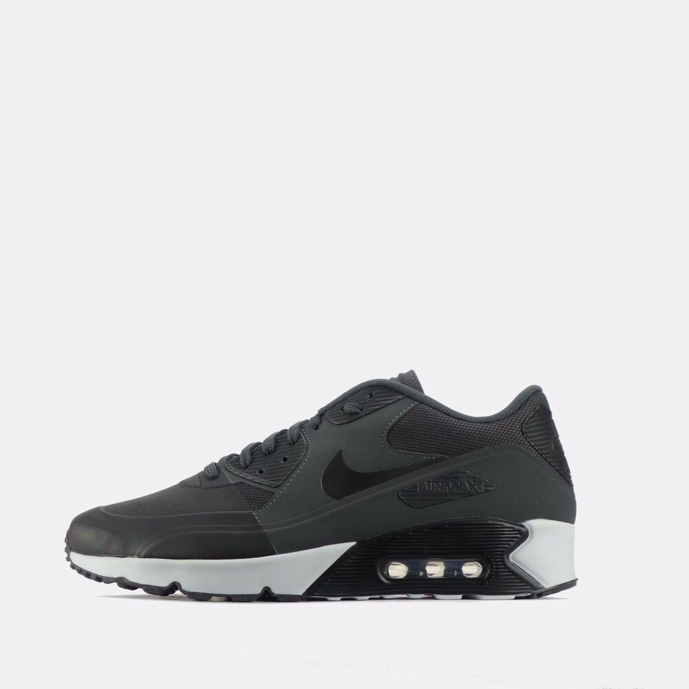 b9811cbdc5b Details about Nike Air Max 90 Ultra 2.0 SE Men s Shoes Black Anthracite
