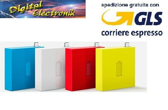 Power bank batteria portatile universale  Forever TB-008 8000mAh android ios