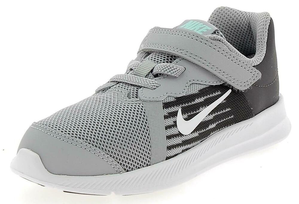 the latest 5fde3 6ae17 NIKE Downshifter 8 Tdv Kids Sports Shoes Grey 922856005   eBay