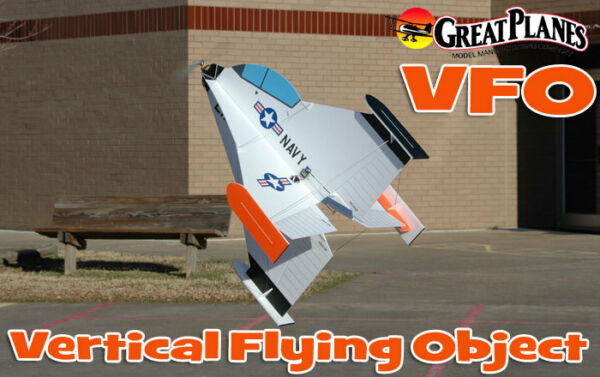 ElectriFly by Great Planes - VFO Sport/3D EP ARF GPMA1135