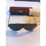 ORIGINAL VINTAGE Wings (Ray Ban) Bausch & Lomb With Case & Paperwork