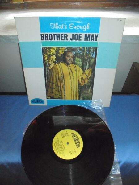 Brother Joe May ‎