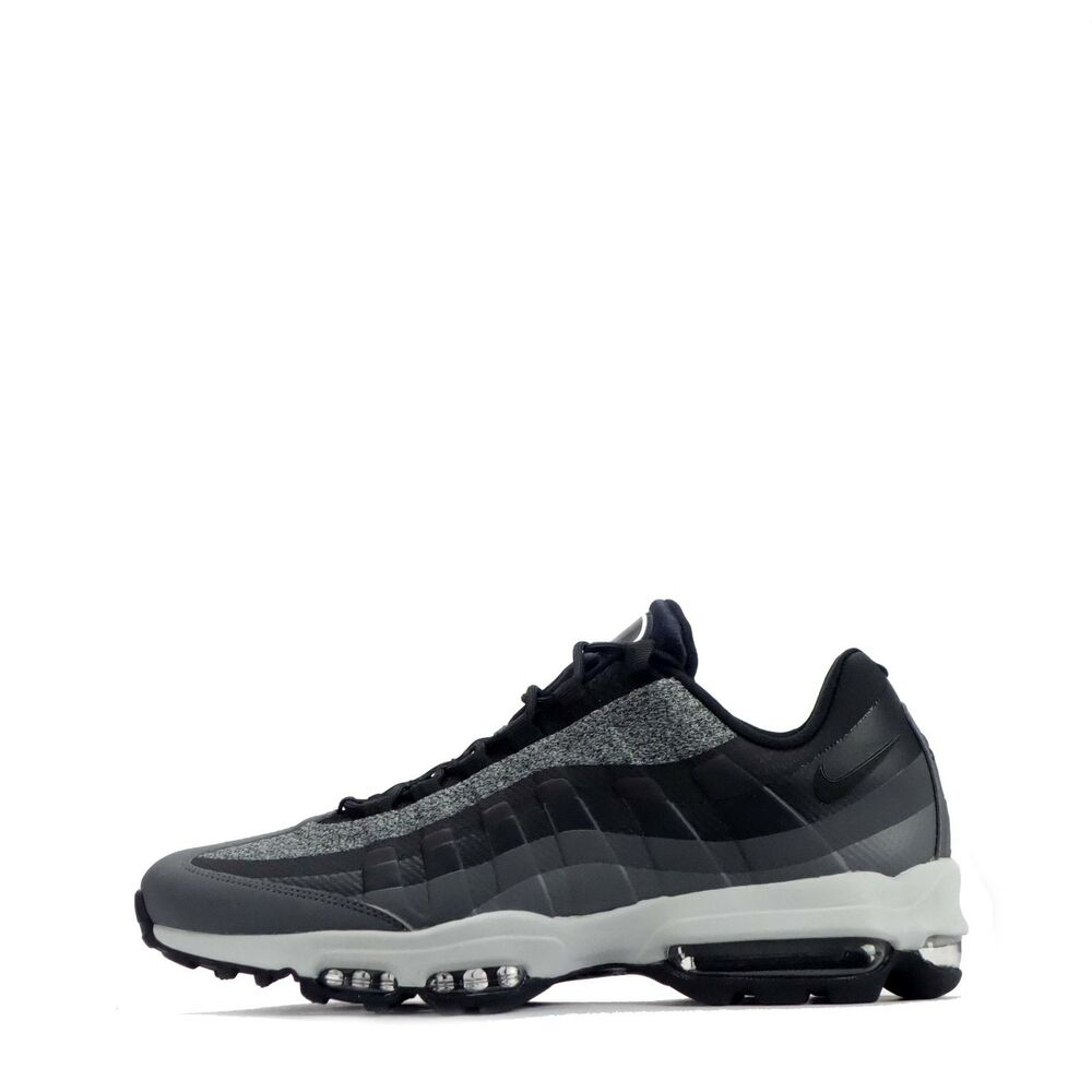 500590fff5 Details about Nike Air Max 95 Ultra Essential Men's Shoes Black/Anthracite