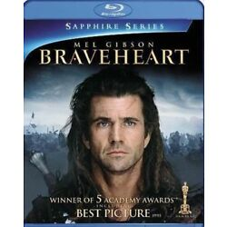 Braveheart (Mel Gibson) Blu-Ray, Sealed, Movie Directed By Mel Gibson