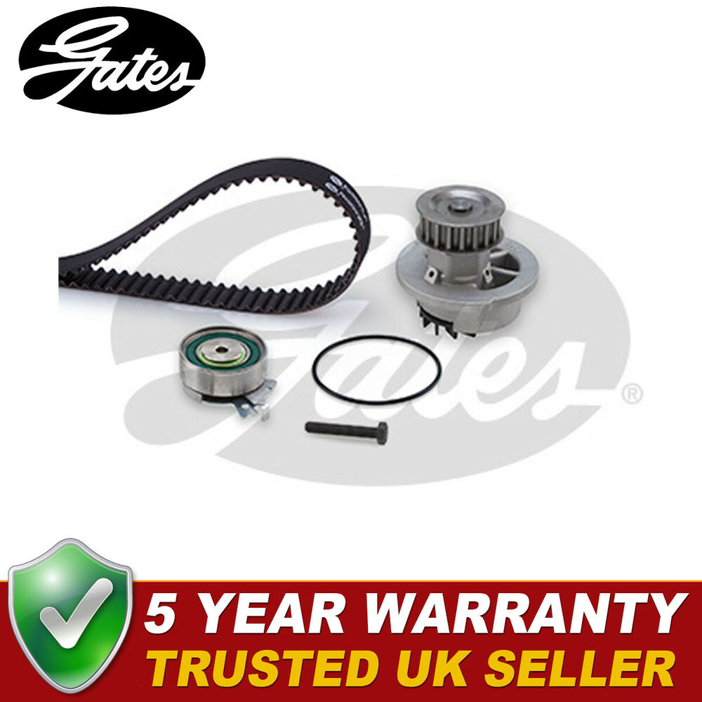 17246fe5a6 Details about Gates Timing Cam Belt Water Pump Kit For Bedford Chevrolet  Vauxhall KP15310XS