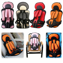 Safety Infant Child Baby Car Seat Toddler Carrier Seat Cushion 6 Years 12 Years