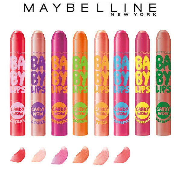 Image result for Maybelline Baby Lips Candy Wow