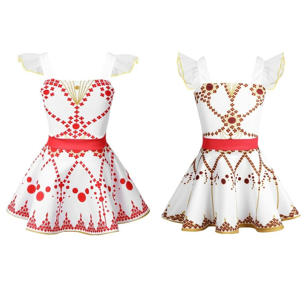 f5ad5a6f83fc Set Include: 1Pc Ballet Dress Condition: New with tag. Material: Polyester,  Mesh Dress Length: Knee Length