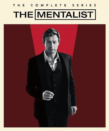 The Mentalist:Complete Series- 1 2 3 4 5 6 7, DVD BOX SET, Free Shipping