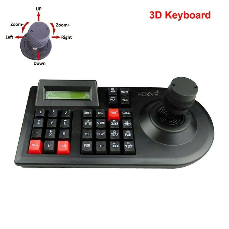 3d camera bracket support pelco d ptz keyboard controller. Black Bedroom Furniture Sets. Home Design Ideas