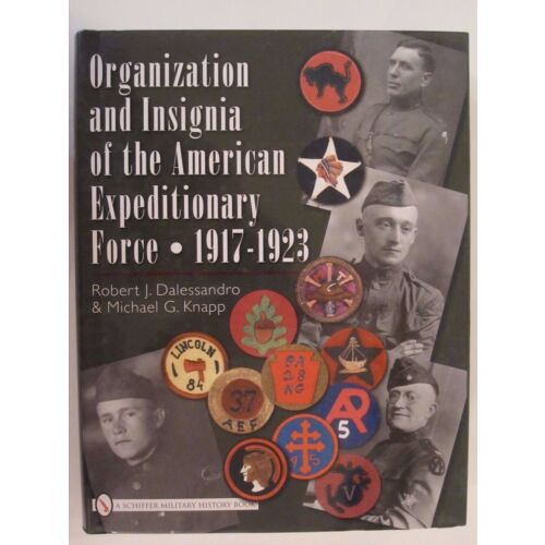organization-and-insignia-of-the-american-expeditionary-force-19171923-