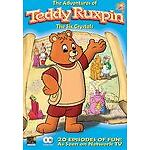 The Adventures of Teddy Ruxpin - 20 Episodes (DVD, 2008, 2-Disc Set)-BRAND NEW