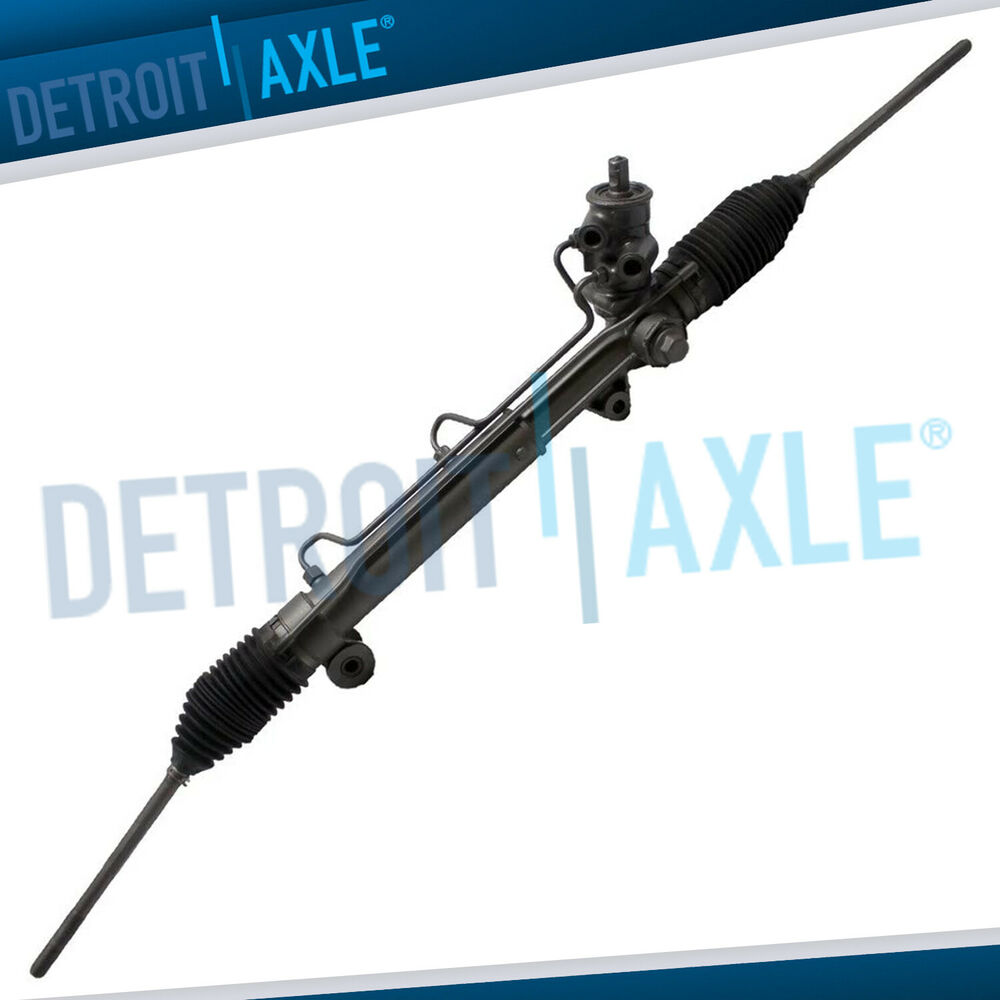 Complete Power Steering Rack And Pinion Assembly Chevy