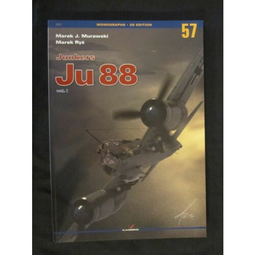 kagero-book-junkers-ju-88-vol-i-124-black-and-white-photos-120-graphics