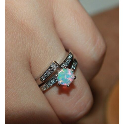 fire-opal-cz-ring-6-65-85-gems-silver-jewelry-delicate-engagement-2-pcs-band-