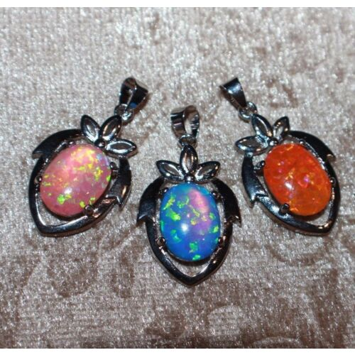 1-fire-opal-necklace-pendant-gemstone-silver-jewelry-elegant-cocktail-strawberry