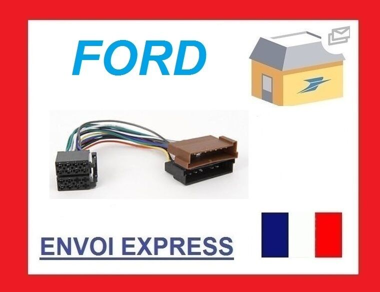 Ford Connect Aspire Bantam Bronco Adapter Cable Iso Wiring Harness Rhebaycouk: Ford Aspire Wire Harness At Gmaili.net