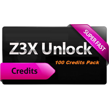 Z3x Credits Pack (100 credits) direct codes unlock via server fast delivery HOT