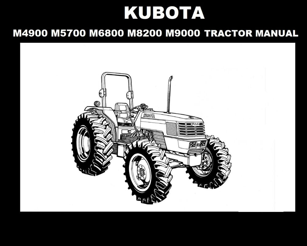 M9000 Kubota Tractor Wiring Diagrams Schematic Diagram B26 Manual Www Topsimages Com Fuel System