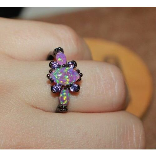 fire-opal-amethyst-ring-gems-black-gold-filled-jewelry-65-8-85-105-cocktail-