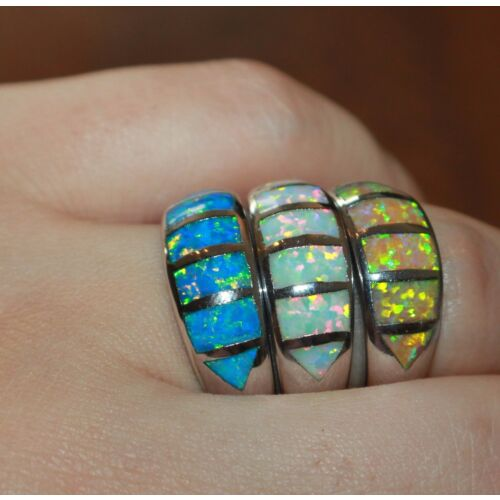 fire-opal-ring-gemstone-silver-jewelry-52-6-65-75-wedding-engagement-band
