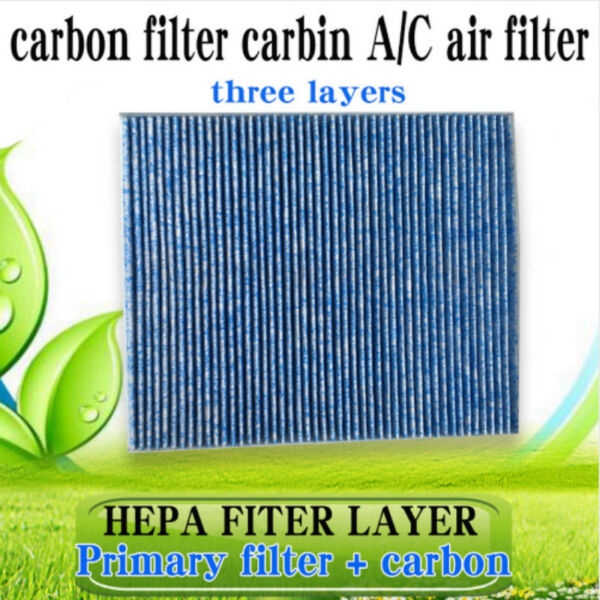 Auto Activated Carbon Cabin Air Filter A/C Air Filter For 2013-2018 Buick Encore