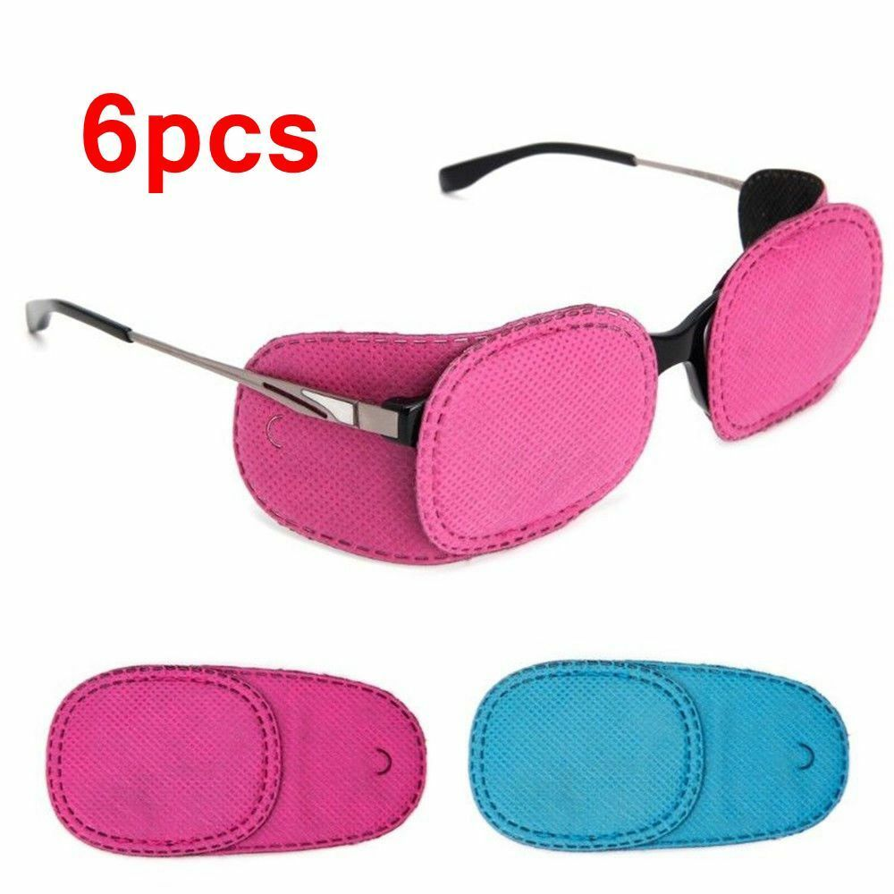 Amblyopia Eye Patch For Glasses, Kids Adult Eye Patch