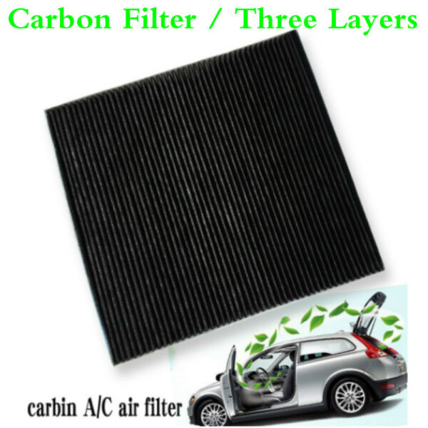 Auto Activated Carbon Cabin Car A/C Air Filter For Chrysler Sebring 2007-2010