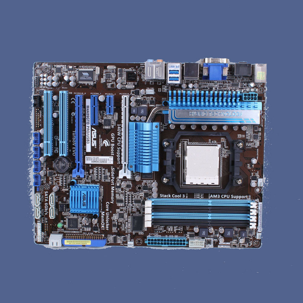 Asus M4A89GTD PRO Driver for Mac