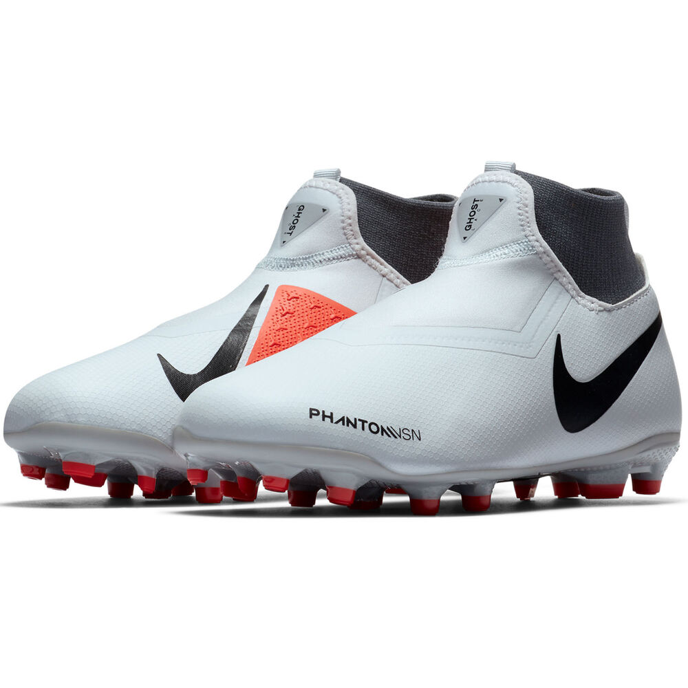 899a24c73 Details about Nike Jr Phantom VSN Academy DF FG/ MG Kids Soccer Cleats