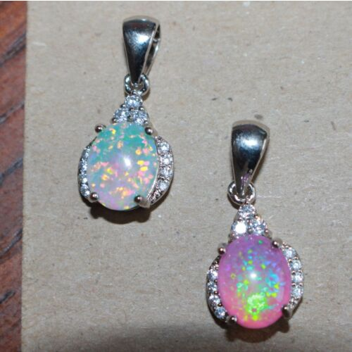 one-fire-opal-cz-necklace-pendant-gems-silver-jewelry-delicate-cocktail-style-j7
