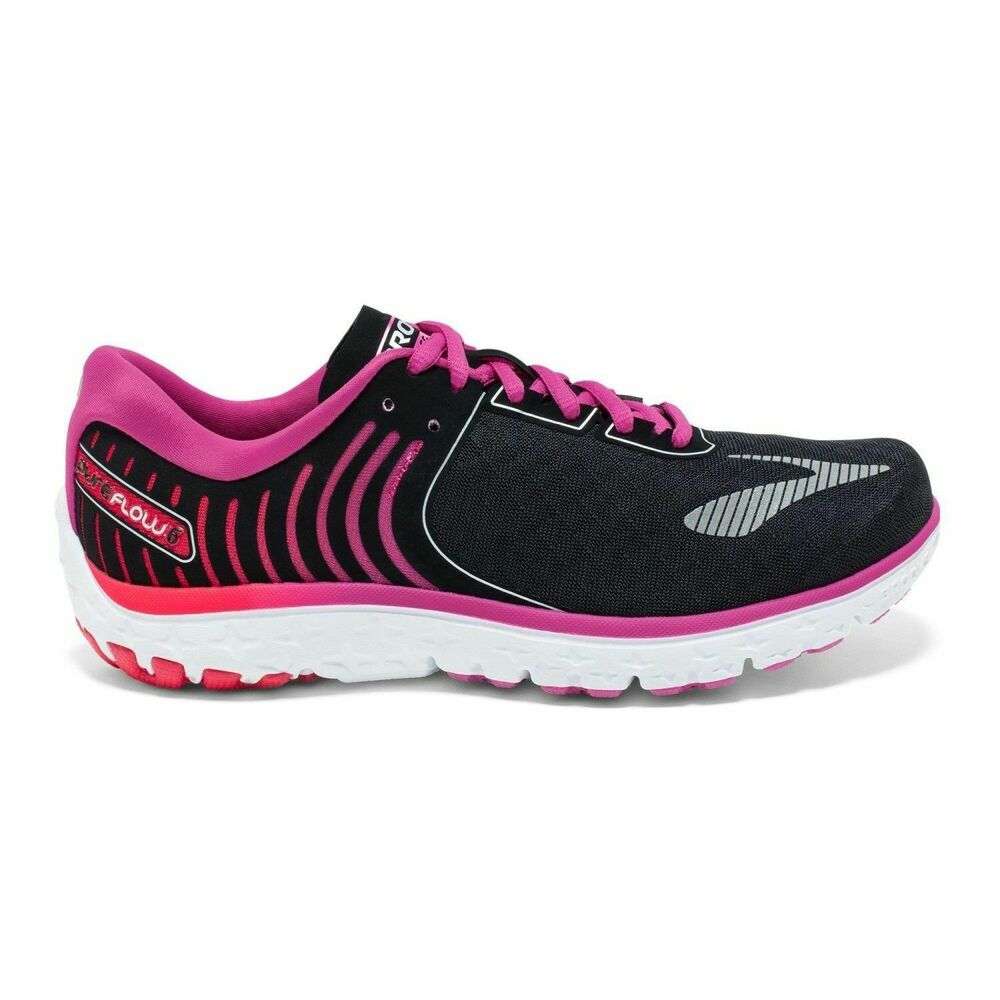 f4eea503563 Details about   SPECIAL   Brooks PureFlow 6 Womens Running Shoes (B) (056)