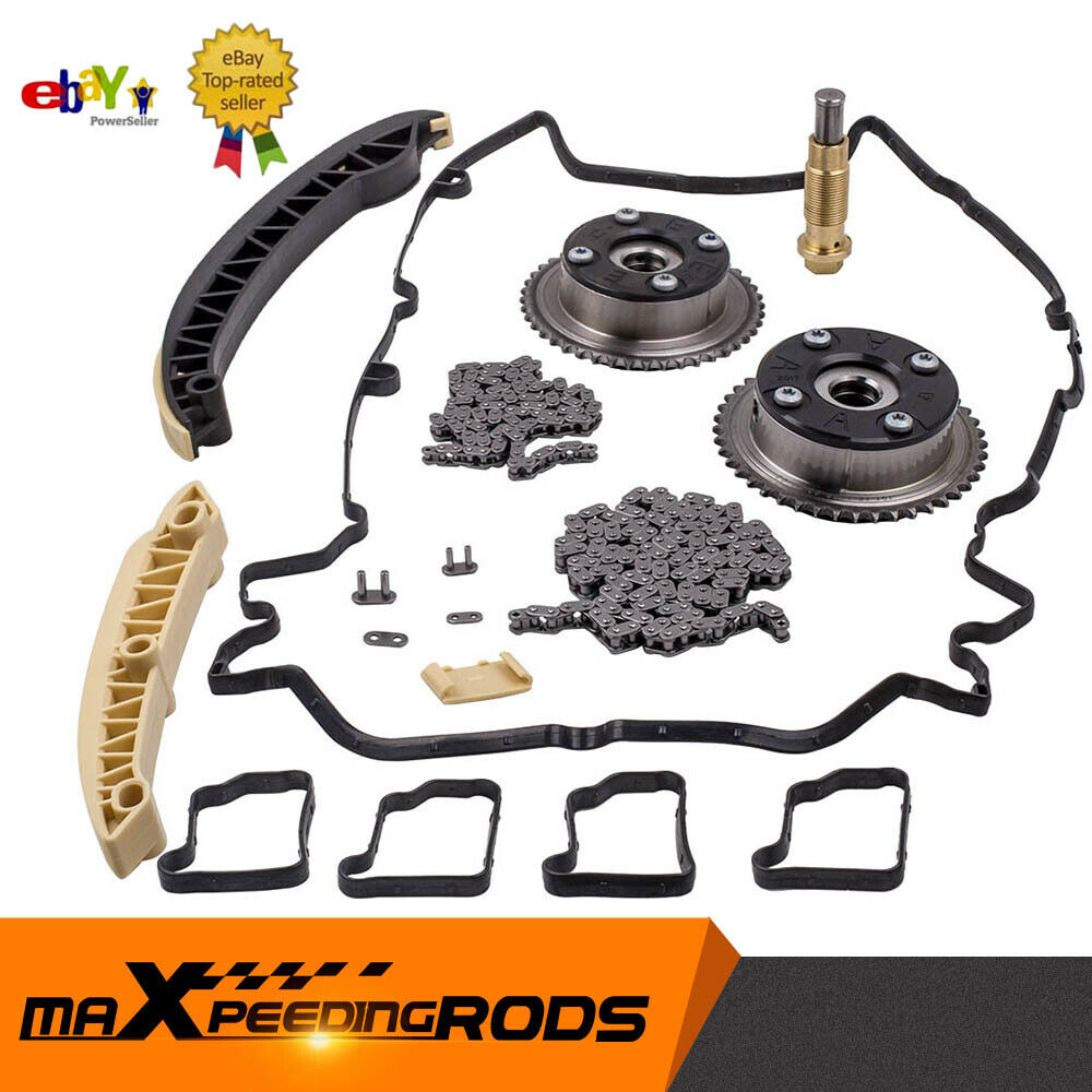 Camshaft Adjuster Timing Chain Kit for Mercedes M271 C-Class W203