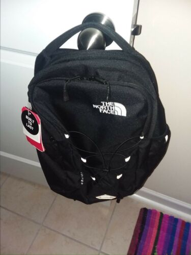 NWT NEW The North Face Jester Backpack Bag Black NFOA3KV7JK3-OS ONE SIZE