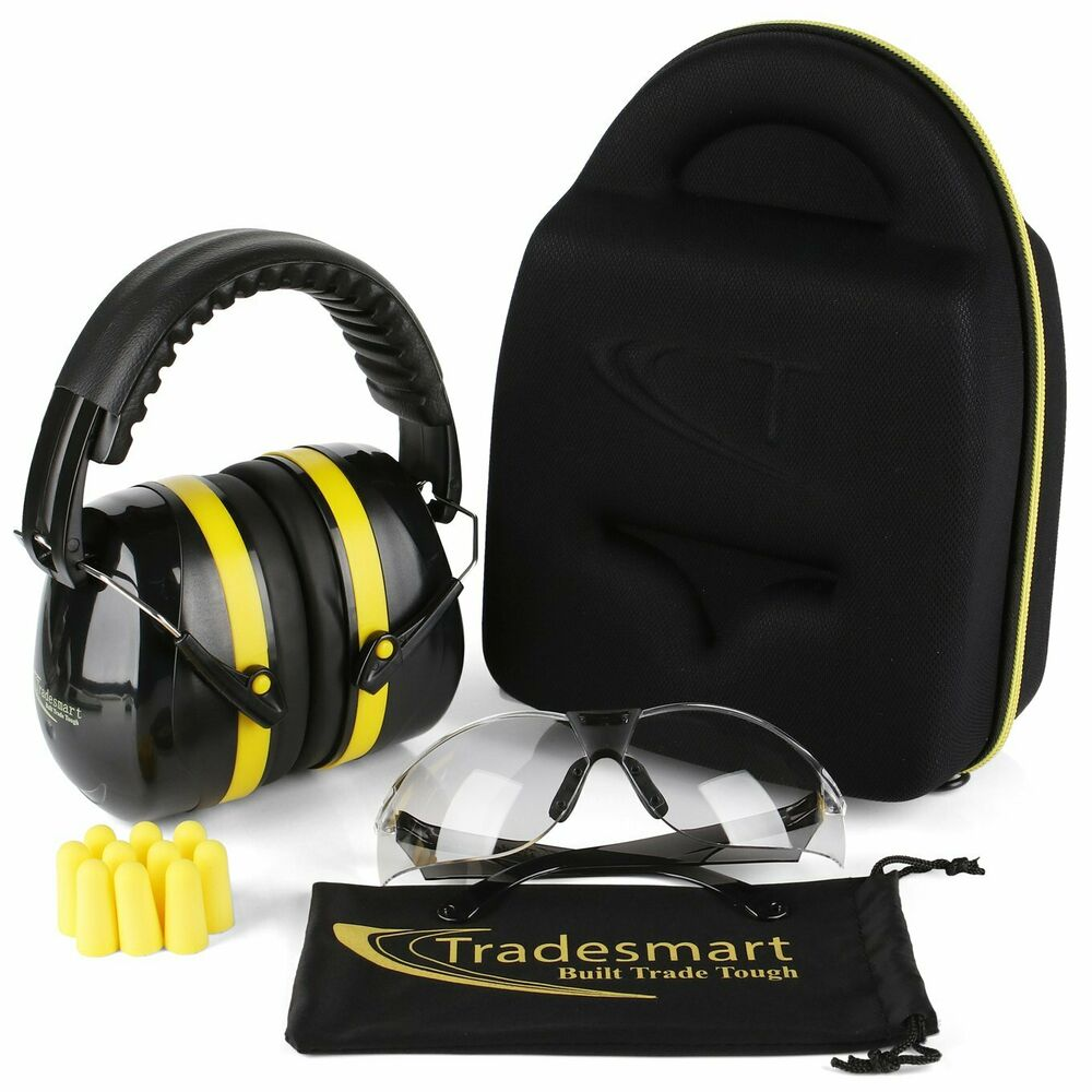 Electronic Noise Cancelling Ear Muffs Shooting Protection ...
