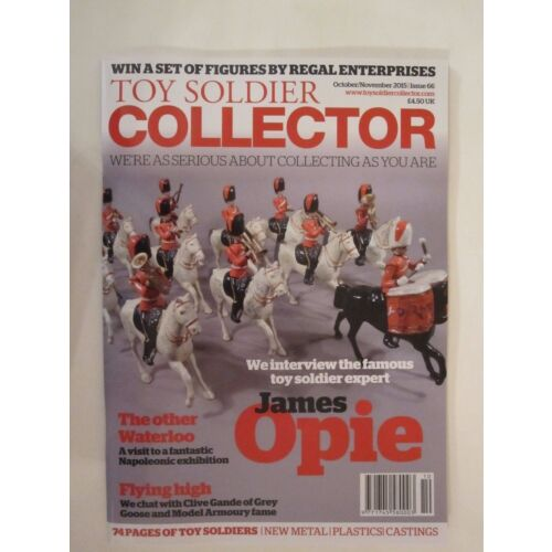 toy-soldier-collector-magazine-66-october-november-2015