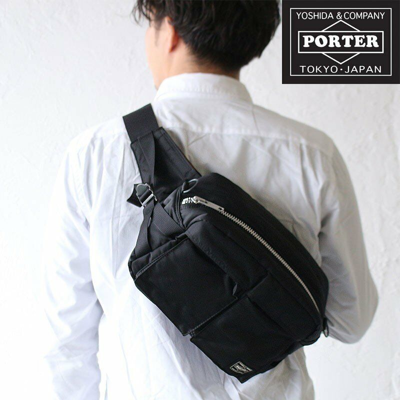 287ec8e2c4 Details about YOSHIDA BAG PORTER TANKER 2 way waist shoulder bag 3colors  Japan