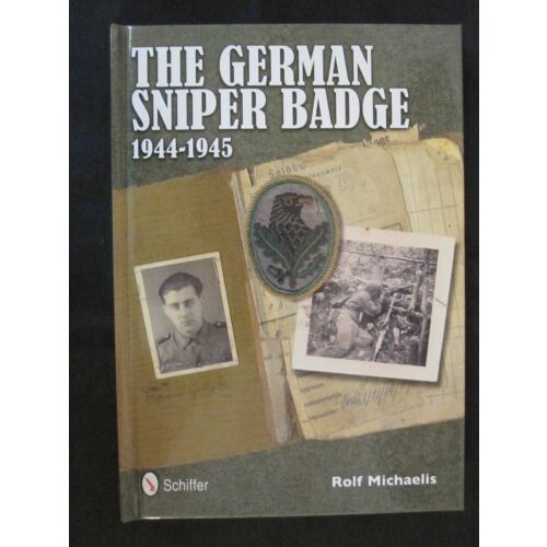 book-the-german-sniper-badge-19441945-over-60-bw-images