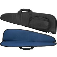 NcSTAR CV2906 Single Tactical Rifle/Shotgun PVC Foam Padded Carrying Case