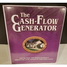 Ron LeGrand's The Cash-Flow Generator + Fast Cash w/ Quick-Turn Real Estate