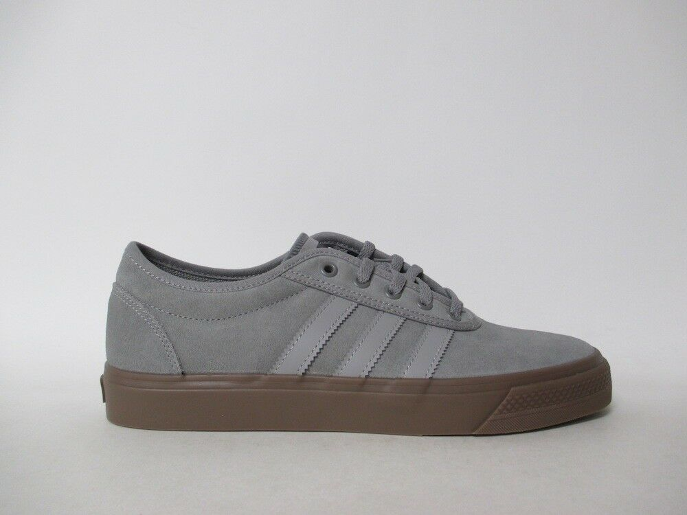 finest selection 44c08 e2573 Details about Adidas Adi-Ease Grey Gum Sz 9 B27796