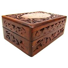 Wooden Storage Box 8