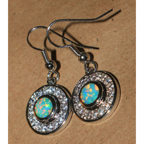 fire-opal-cz-earrings-gemstone-silver-jewelry-exquisite-cocktail-dropdangle-zz