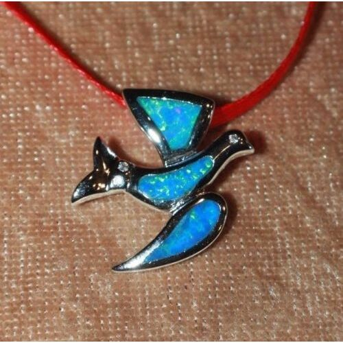 fire-opal-necklace-pendant-gemstone-silver-jewelry-cocktail-bird-owl-dove-
