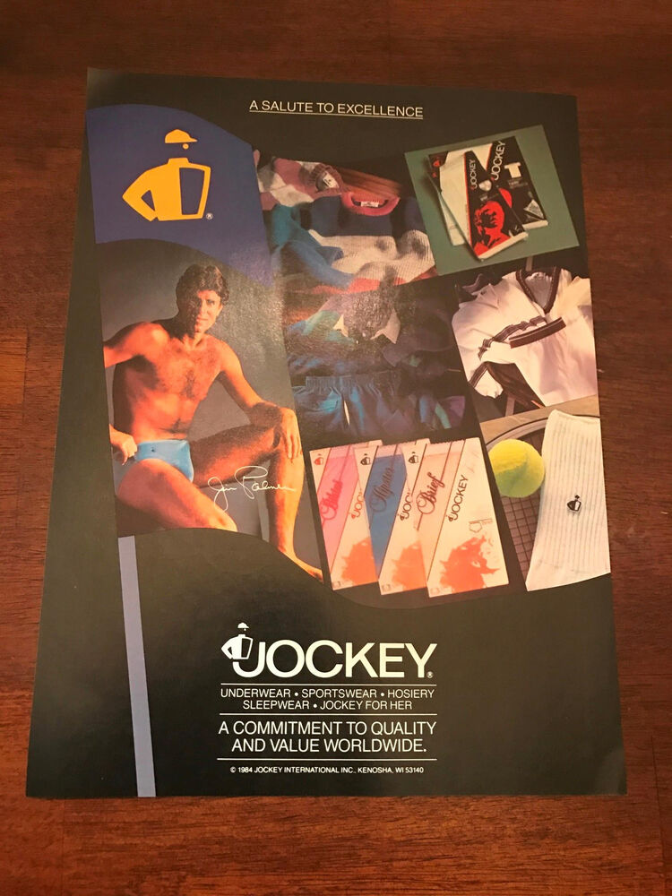 1a065307d Details about 1984 VINTAGE 8X11 PRINT Ad FOR JOCKEY UNDERWEAR BALTIMORE  ORIOLES JIM PALMER