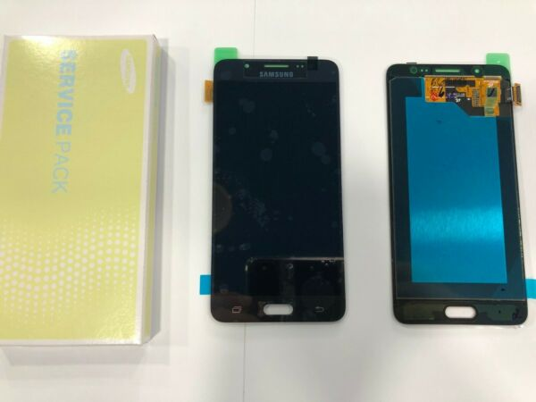 DISPLAY SCHERMO LCD + TOUCH ORIGINALE NERO PER SAMSUNG GALAXY J5 2016 SM-J510