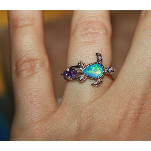 fire-opal-amethyst-ring-gems-silver-jewelry-5-6-7-8-engagement-cocktail-turtle